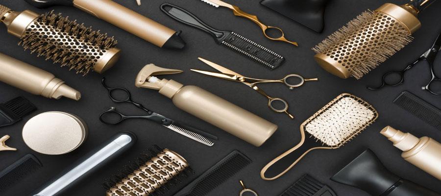 matériel pour les professionnels de la beauté
