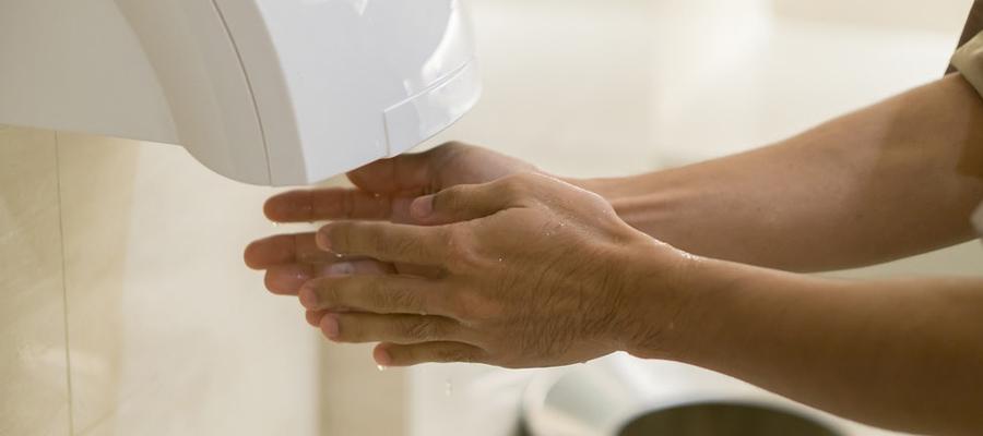 Sèche mains